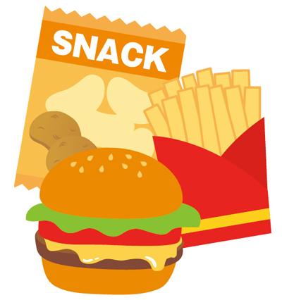 GI値が高く、急激に血糖値をあげる代表は、砂糖と飯、パン、うどん、小麦粉(ラーメン、パスタ)、そうめん、お菓子類(スナック、菓子パン、ケーキ等)も同様です