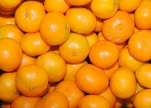 みかんは、不足しがちなビタミンCが手軽にとれる身近な果物