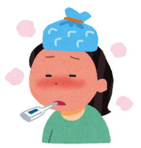 小さな子供がインフルエンザになった場合は保護者の方がついてあげるのが必要です