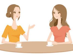 仲間と楽しくおしゃべりすれば自然と舌の運動にもなりますし口内環境にも良いです