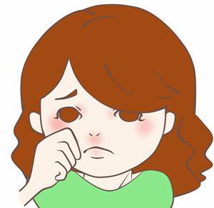 免疫力が弱まると結膜炎やものもらいがよくできる