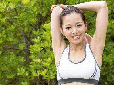 風邪を引きやすい体質を改善する効果あり!おすすめ方法~適度な運動をして汗を流す