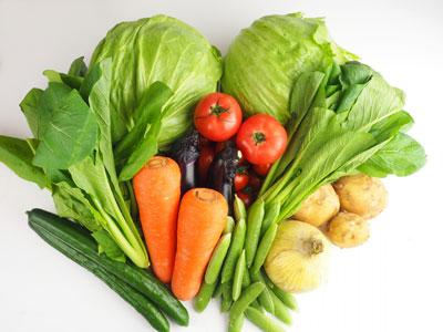食物繊維を食べるとガスの発生は多くなりますが臭い匂いはありません。