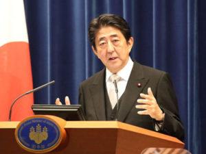 潰瘍性大腸炎を患っている日本で一番の有名人は安倍晋三内閣総理大臣です