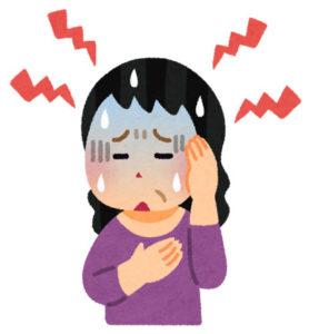 自律神経のバランスが乱れて交感神経が優位になると腸の働きが鈍り、便秘になりやすいのです
