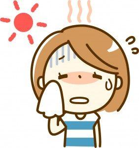 今年の夏も猛暑とか・・熱中症や夏バテには注意したいですよね