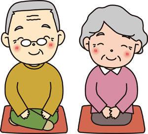 高齢者の場合、体温調節機能が若いころより低下しており、周りの環境が寒くても高くても気が付かなくなってきます