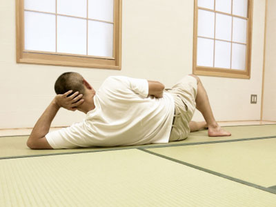 副交感神経は、緊張をゆるめ心身を休息させるための神経
