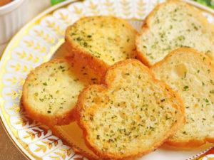 免疫力を高める食べ物~おススメ夏野菜を使ったお料理 ガーリックトースト
