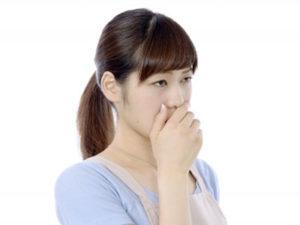 便秘が原因となる口臭は、歯を磨いたり、口内ケアをしても一時的な効果しかありません