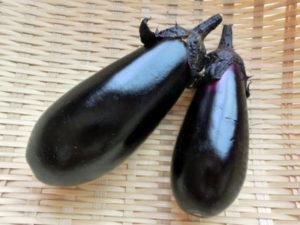 免疫力を高める食べ物~おススメ夏野菜 なす