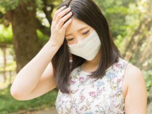 急激な温度差は、自律神経の乱れによる夏バテの原因となります