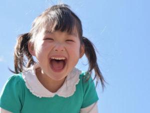 笑うことは腸の免疫力アップに効果的です
