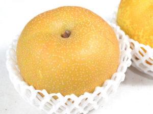 梨はアスパラギン酸というアミノ酸を含んでおり代謝を高めて、老廃物を処理するための利尿作用にも優れています