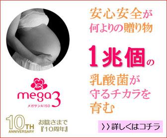 体を守る力を高める乳酸菌サプリ!メガサンA150