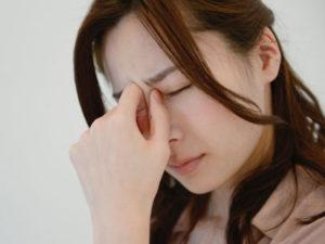 うつ病の主な症状 気分がふさぐ、気が滅入る