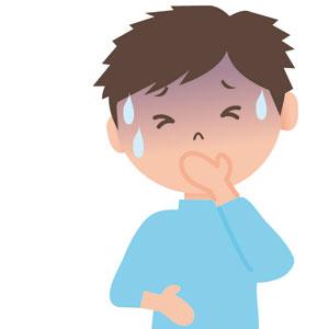 「発熱」を伴う「下痢」や「嘔吐」の原因は感染性胃腸炎が疑わしい
