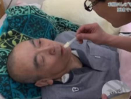 田中先生のがんが進行し、症状が悪化していくにつれて1日でも長く生きて欲しいと願いが勝るようになって行かれた様子です