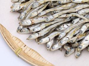 免疫力を高める食べ方や食べ物のヒント~魚や小エビなどの食材をまるごと食べる