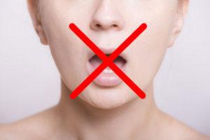 風邪を引きやすい体質を改善する効果あり!おすすめ方法~口呼吸ではなく鼻で呼吸することを心掛ける