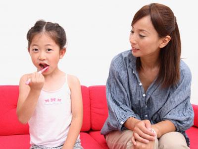 食育と虫歯の無い歯の大切さをを子供にしっかり理解させることは親の義務