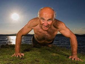 手軽にできる体温アップの方法は筋肉量の維持です