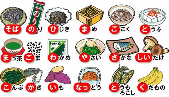 マグネシウムをたくさん含む食べ物