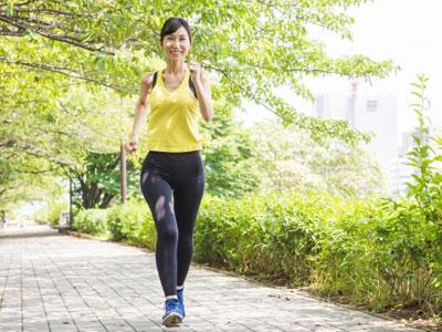 内臓脂肪は有酸素運動で減らすことができまる