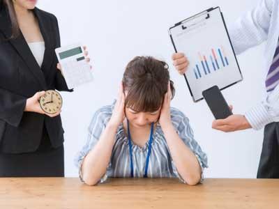 適応障害とうつ病の違いはストレス原因