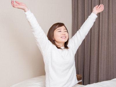 腸内環境改善は、睡眠の質改善の第一歩
