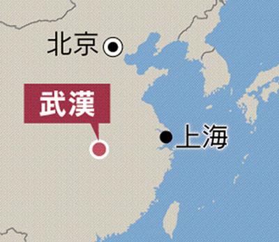 武漢市自体が閉鎖され、交通機関も止まっています